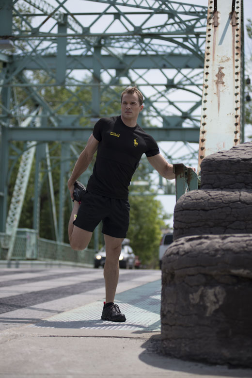 Ralph Lauren launches polotech smartshirt with groundbreaking adaptive workout app