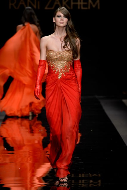 Rani Zakhem Fall-Winter 2015/2016 Couture Collection