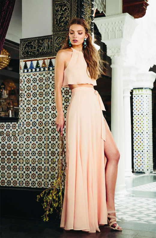 The Perfect Wedding Guest Dress By Revolution Summer 2015