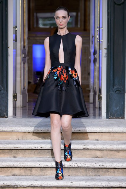 Renato Balestra Haute Couture Fall-Winter 2015/2016 collection