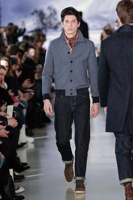 Richard James Autumn/Winter 2015-2016 collection
