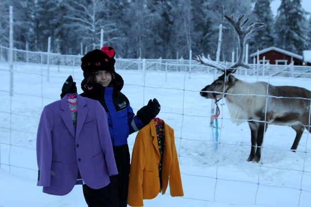 Richmart Junior presents the first ever children's fashion collection Made in Lapland