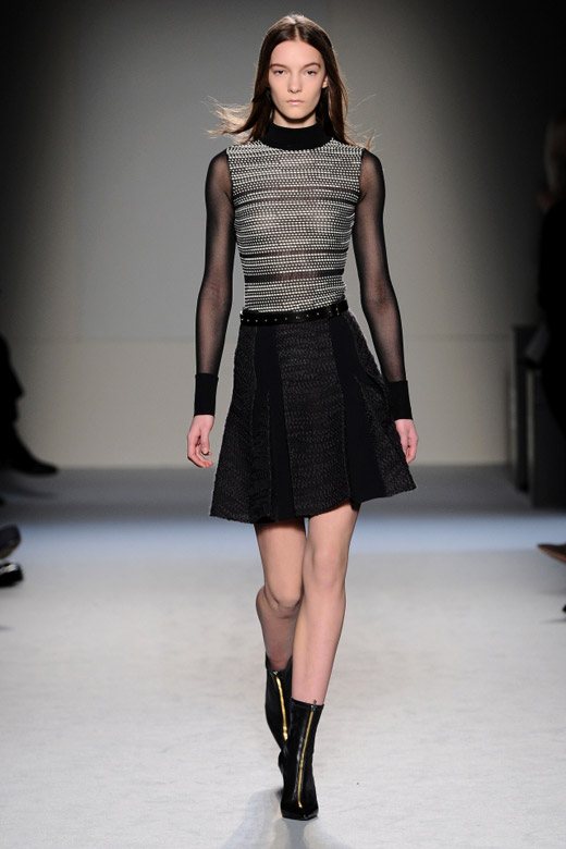 Paris Fashion Week: Roland Mouret Fall-Winter 2015/2016 collection