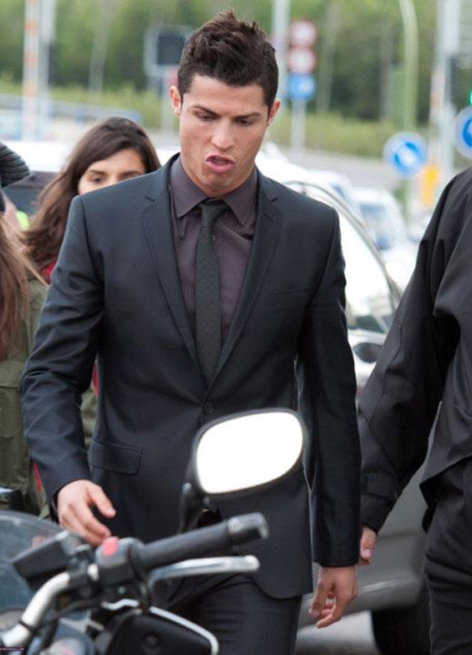 Cristiano Ronaldo Style