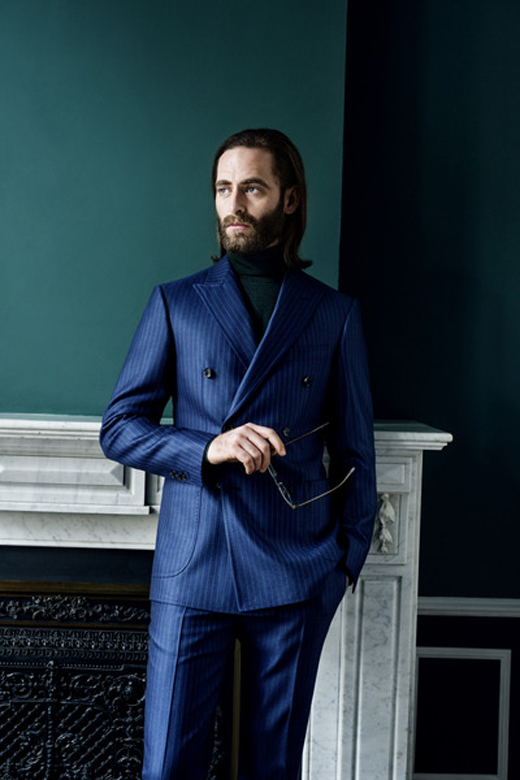 Belgian fashion: Scabal