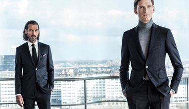 Belgian fashion: My Town is My Country, the new Autumn Winter collection by Scabal