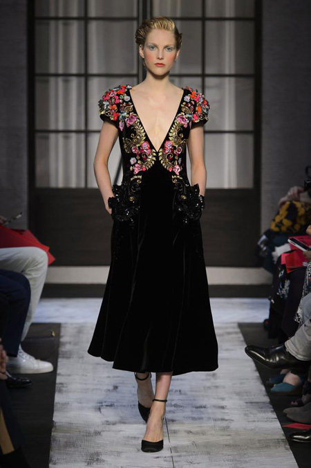Schiaparelli Haute Couture Fall/Winter 2015-2016 collection