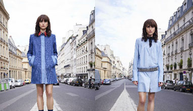 Sonia by Sonia Rykiel Spring/Summer 2016 collection