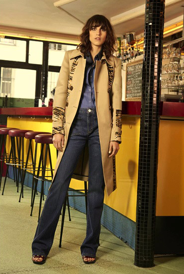 Sonia by Sonia Rykiel Spring-Summer 2016 pre-collection