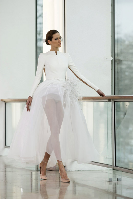 St phane rolland spring summer 2015 haute couture collection for Chambre syndicale de la haute couture