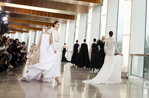 Stéphane Rolland Spring-Summer 2015 Haute Couture collection
