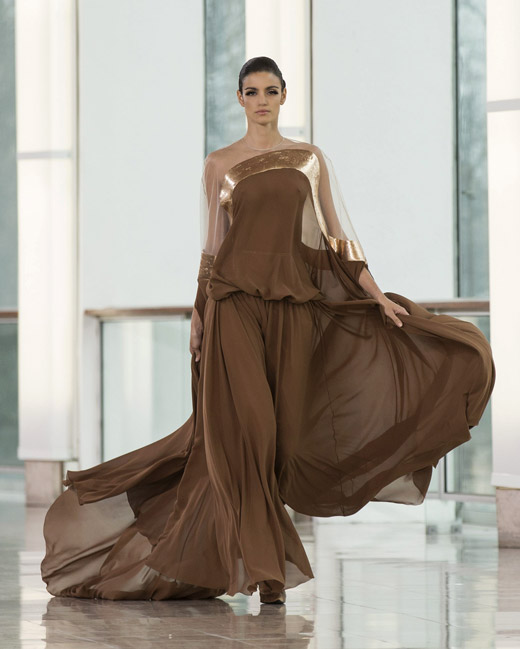 St phane rolland spring summer 2015 haute couture collection for How to become a haute couture designer
