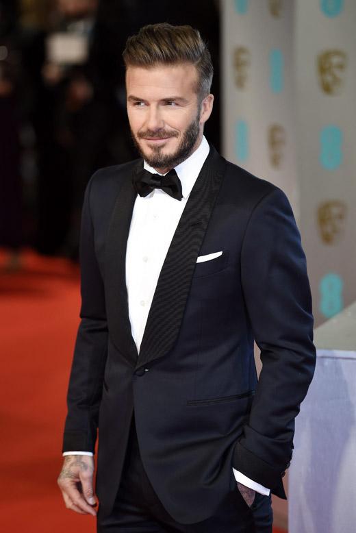 Beckham hairstyle 2018
