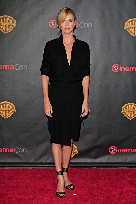 Celebrities' style: Charlize Theron