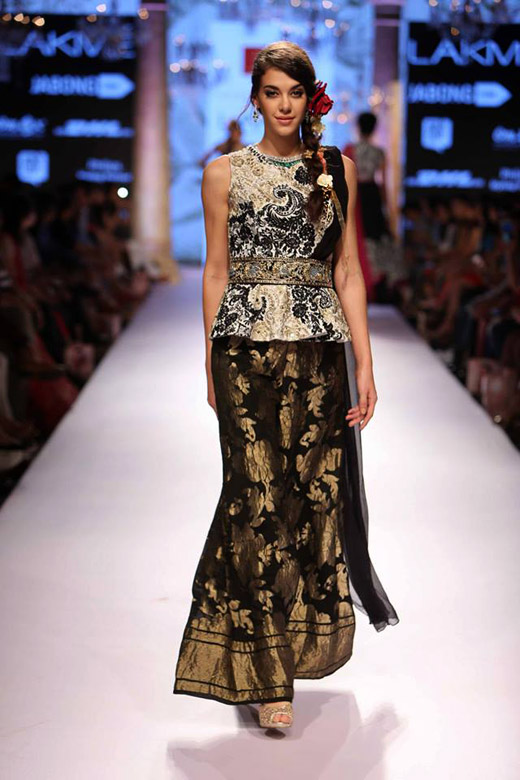 Lakme Fashion Week: Suneet Varma Summer-Resort 2015 collection