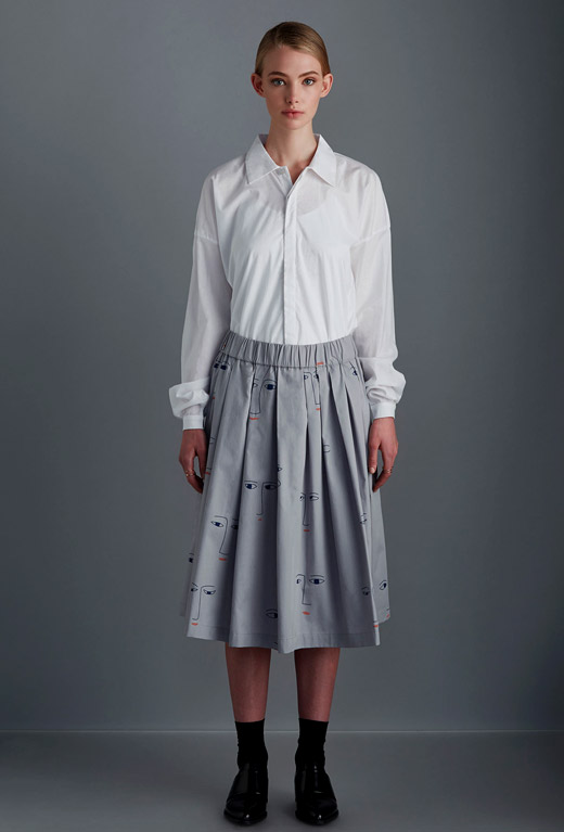 Sustainable fashion: 100% certified fair trade organic cotton clothing by Kowtow