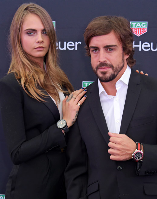 TAG Heuer and the Monaco Grand Prix