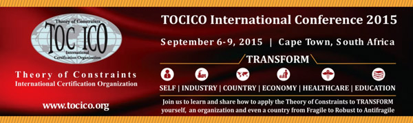 Richmart Vintage at the international conference TOCICO 2015