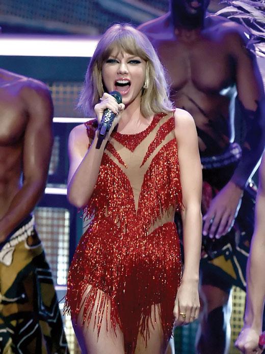 Carrera y Carrera, Taylor Swift's amulet