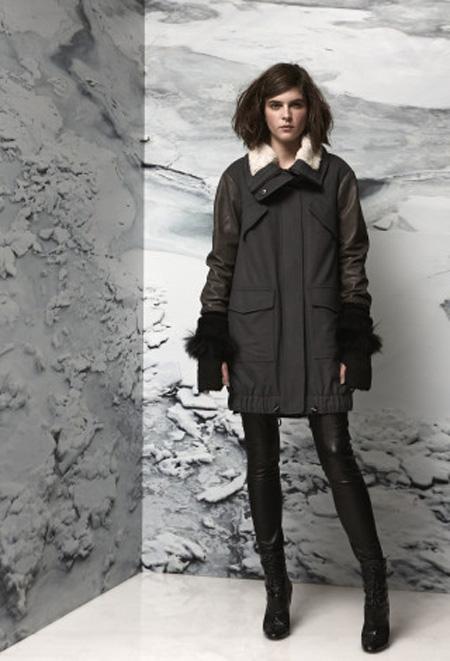 Tess Giberson Fall/Winter 2015 collection