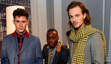 Menswear: Thomas Pink Fall-Winter 2015/2016 collection