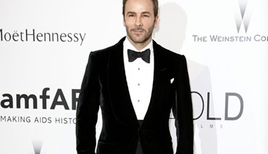 Tom Ford will present his Men's collection in New York