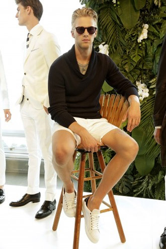 NYFW: Men's - Tommy Hilfiger Tailored Spring-Summer 2016