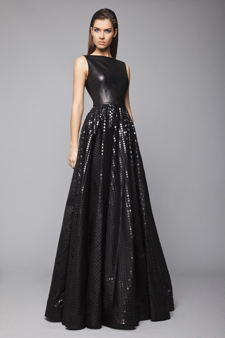 Tony Ward Ready-To-Wear Fall/Winter 2015-2016 collection