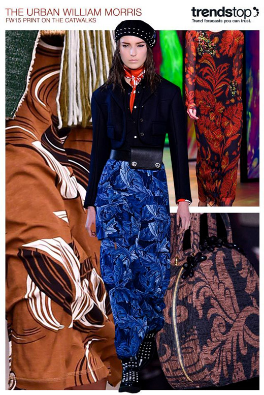 Fall-Winter 2015/2016 womenswear trends: Prints