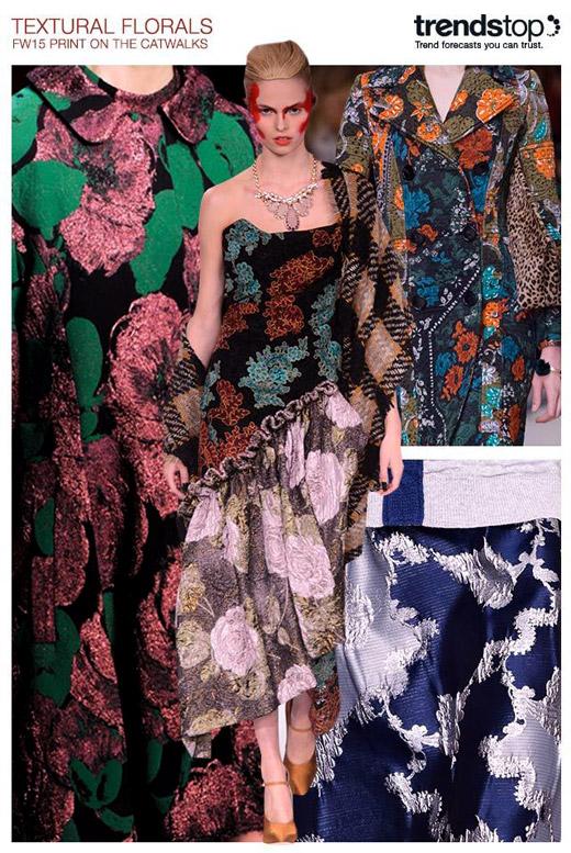 Тенденции в дамската мода за Есен-Зима 2015/2016: Принтове