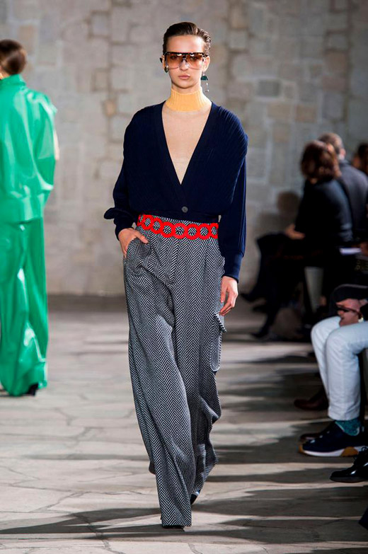 Fall/Winter 2015-2016 Fashion trends: The 80s