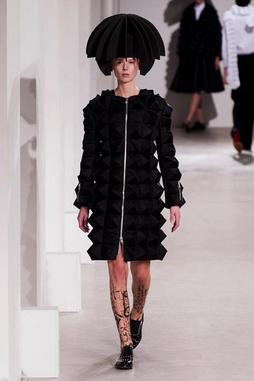Модни тенденции Есен/Зима 2015-2016: Концептуално