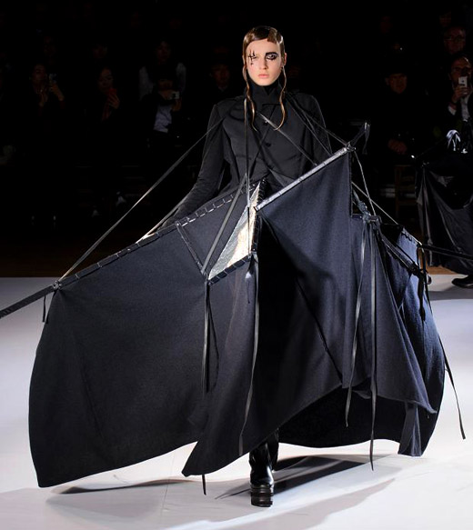 Fall/Winter 2015-2016 Fashion trends: Conceptual