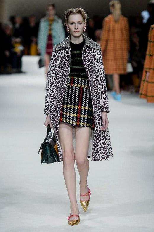 Fall/Winter 2015-2016 Fashion trends: Leopard print