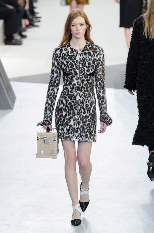 Fall/Winter 2015-2016 Fashion trends: Leopard print