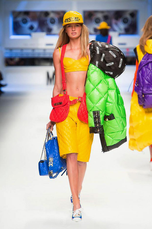 Fall/Winter 2015-2016 Fashion trends: Quilted