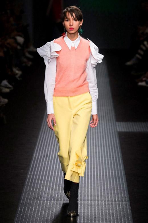 Модни тенденции Есен-Зима 2016/2017: Бонбонени пастелни нюанси