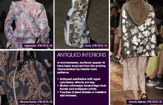 Fall-Winter 2016/2017 Fashion trends: Prints