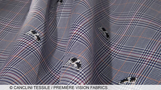 Première Vision Paris: Fall-Winter 2016/2017 Shirts fabric trends