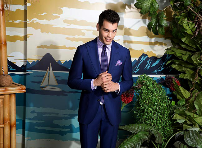 Men's suits fashion trends 2016: Variety