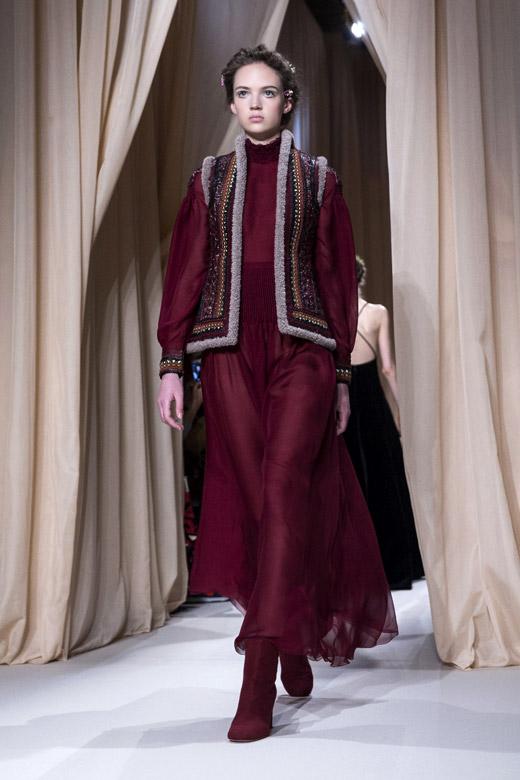 Модни тенденции Пролет-Лято 2015: Източноевропейски шевици