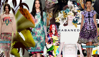 Spring-Summer 2016 Fashion trends: Florals