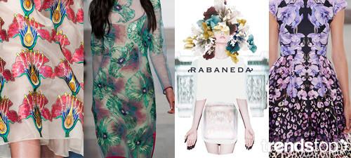 Модни тенденции Пролет-Лято 2016: Флорални мотиви