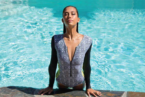Issa de' mar Swimwear 2015 Collection - TRIBE