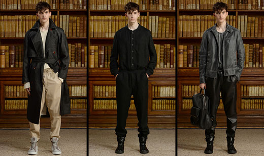 Trussardi Spring-Summer 2016 collection