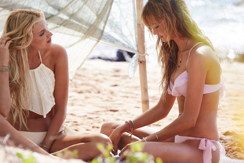 Victoria's Secret releases Swim 2015 catalogue