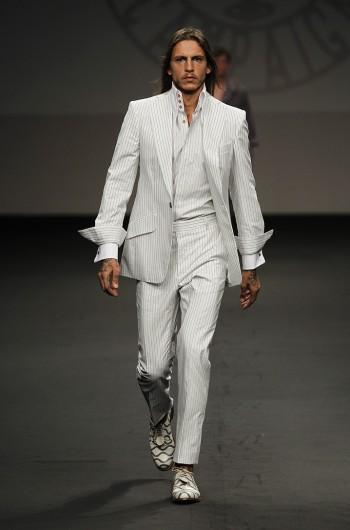 Vivienne Westwood Spring-Summer 2016 men's collection