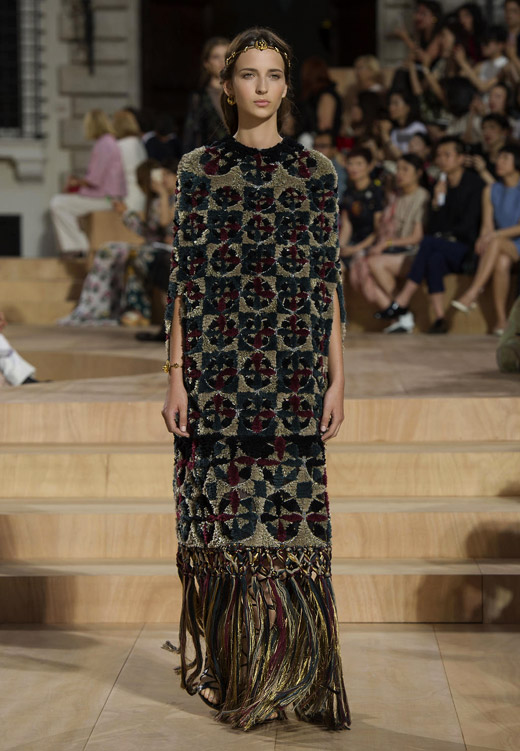 'Mirabilia Romae' - Valentino Couture Fall-Winter 2015/2016 collection