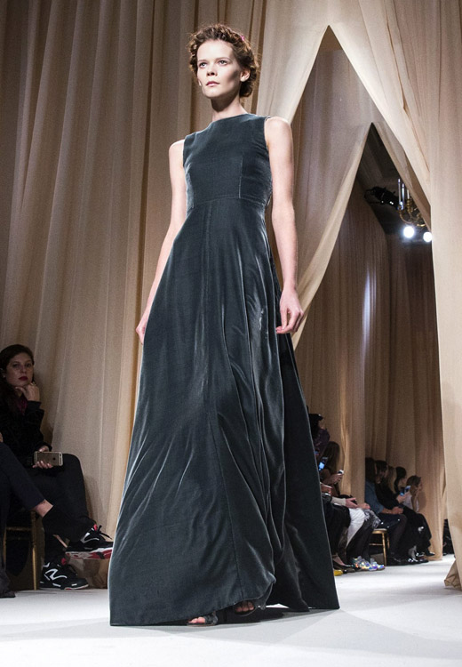 Valentino Spring-Summer 2015 Haute Couture collection at ...