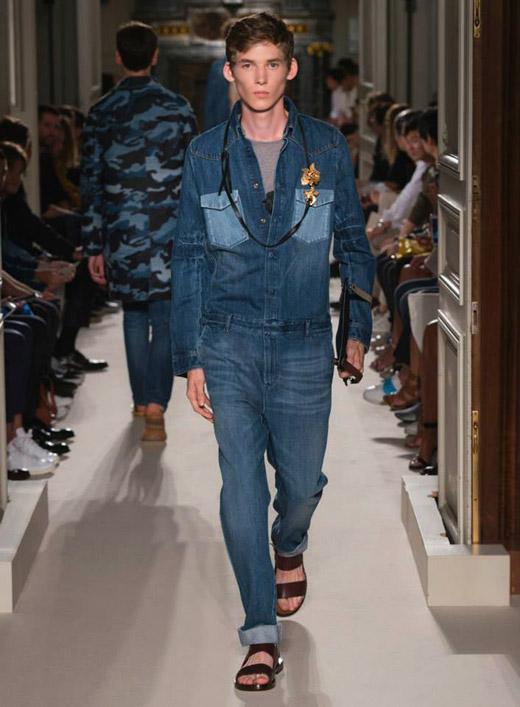 Мъжка мода: Колекция Valentino Пролет-Лято 2016